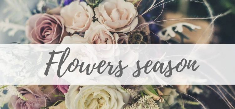 Wedding flowers by season lovely place wedding flowers by season junglespirit Image collections